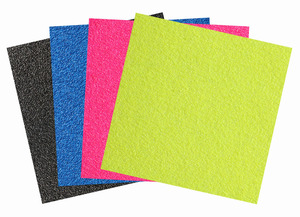 """*NEW* Jessup Griptape® Colors 9""""x9"""" (Blue, Black, Yellow, Pink) 4/pack picture"""