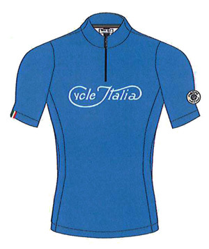 Cycle Italia Wool SS Jersey picture