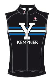 Yale Cycling Team Wind Vest (XXXL Only) picture