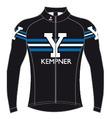 Yale University Cycling Team Thermal Jacket