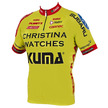 Sale - 2014 Christina Watches Team S/S Jersey - Full Zip additional picture 1