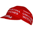 Sale - Christina Watches KUMA Red Cycling Cap additional picture 1