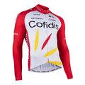 COFIDIS Team Long Sleeve Cycling Jersey