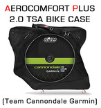 Cycle Holder Aerocomfort Plus Liquigas CANNONDALE Black