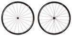 2016 4ZA Cirrus Pro T30  Disc Brake Tubular Wheelset - Black/White