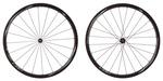 2016 4ZA Cirrus Pro T30 Tubular Wheelset - Black/Black