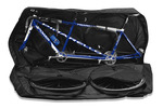 Cycle Bag Travel Plus TANDEM Black