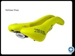 SMP PLUS Saddle - Fluo Yellow