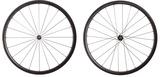 2016 4ZA Cirrus Pro C30 Clincher Wheelset - Black/Black