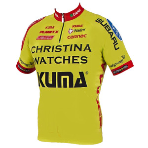 Sale - 2014 Christina Watches Team S/S Jersey - Full Zip picture