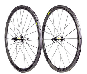 URSUS Miura TS37 Carbon Tubular Road Wheelset picture