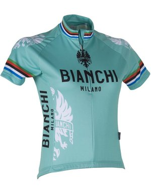 Bianchi-Milano Eddi1 Women's Celeste SS Jersey picture