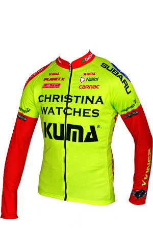 Sale - 2014 Christina Watches Team L/S Jersey picture