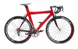 Alfa Romeo 8C Competzione Bicycle picture