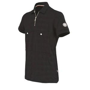 Sale - Nalini Jacquard BICI Black Polo picture