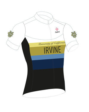 UC Irvine Cycling Team SS Cycling Jersey picture