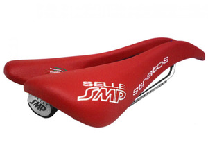 Selle SMP STRATOS Saddle - Red picture