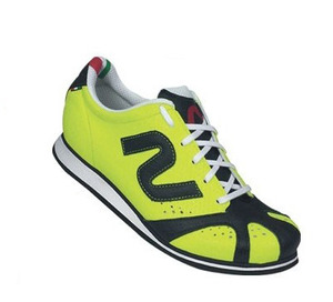 Spider Crab Casual Shoes - Yellow/Black picture