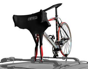 Scicon Bike Defender/Bra Black - Road picture