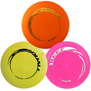 DGA Disc Golf Set - Beginner 3 Pack picture