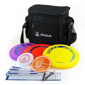 DGA Complete Disc Golf Starter Set picture
