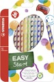 STABILO EASYcolors Right Wallet of 12 Assorted