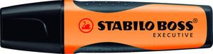 STABILO BOSS EXECUTIVE premium highlighter single - orange picture