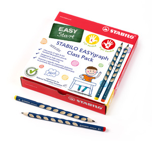 STABILO EASYgraph Classpack of 48 picture