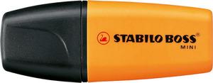 STABILO BOSS MINI highlighter single - orange picture