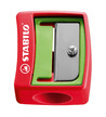 STABILO woody 3 in 1 wallet of 10 colours with sharpener additional picture 2