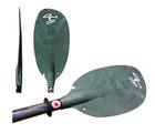 H2O-Fish - Straight Fiberglass Shaft - Green Camo - 230cm