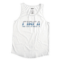 INSIDE STRIPE TANK - WHT