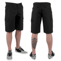 CARGO SHORT - BLK