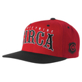 ROADTRIP SNAP BACK CAP - RED