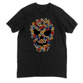 WHEELS TEE - BLK