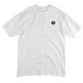 SMALL ICON TEE - WHT