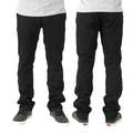 HEXAGRAM CHINO PANT - BLK