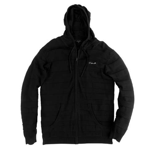 FOWLER ZIP SWEATER - BLK picture