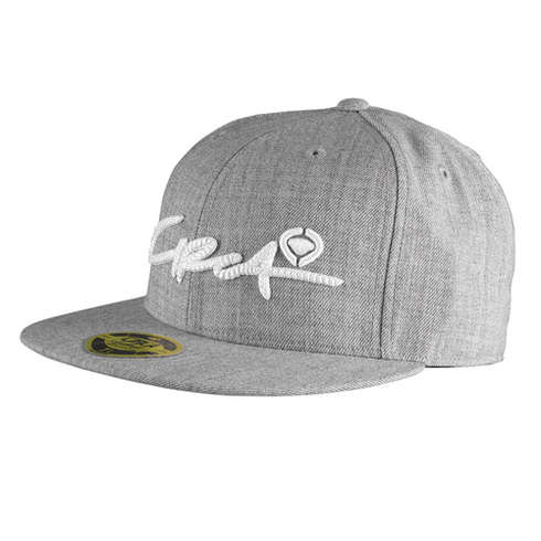 SELECT SCRIPT FITTED HAT - HGY picture