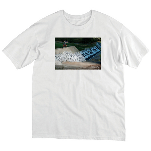 LAKESIDE TEE - WHT picture