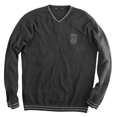 ELKHORN VNECK SWEATER - HBL picture