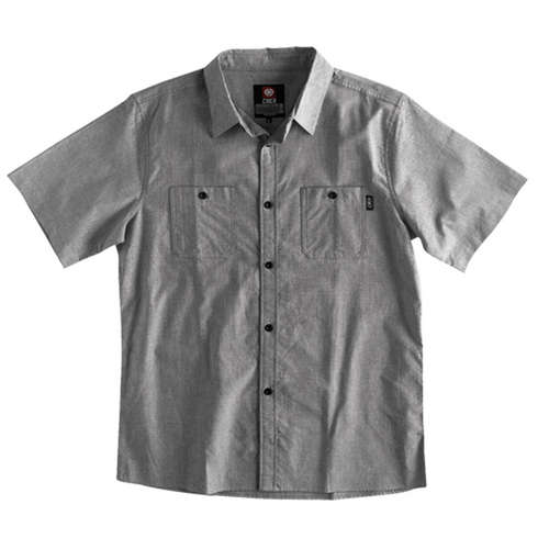 TUCSON S/S OXFORD - BLK picture