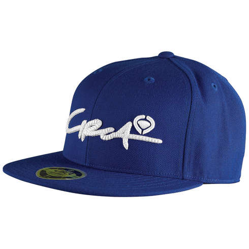 SELECT SCRIPT FITTED HAT - MBLU picture