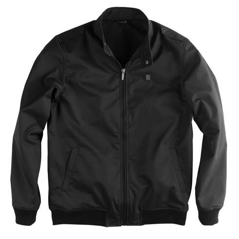 SEIGE CAFE JACKET - BLK picture