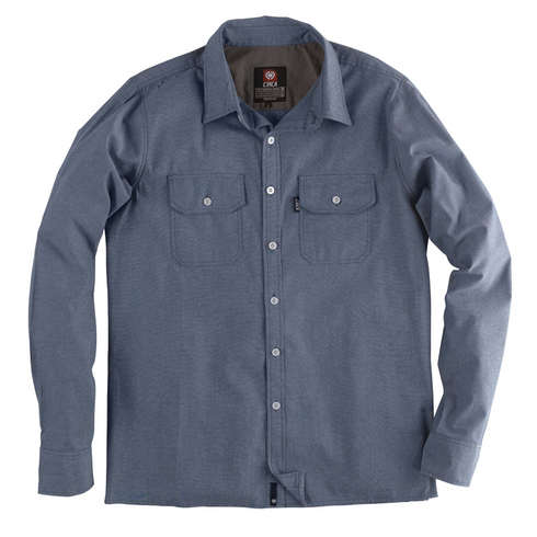 HASTE CHAMBRAY WOVEN - DDE picture