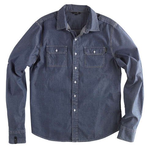 MORTAR CHAMBRAY WOVEN - DDE picture