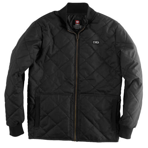 ALEISTER NYLON JACKET - BLK picture