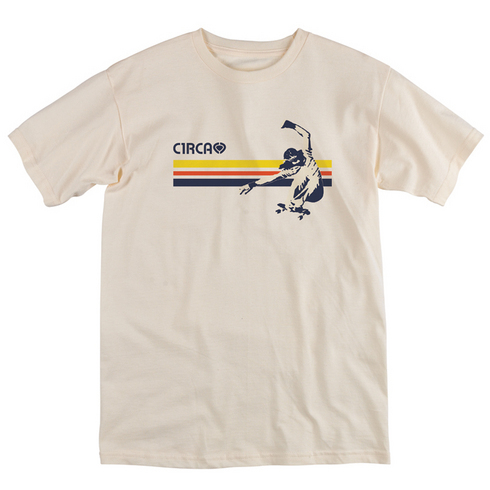 DOWNTOWN TEE - CRM picture