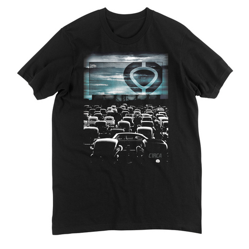 DRIVE IN TEE - BLK picture