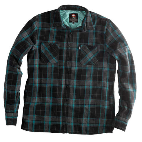 WOODSMEN LINED FLANNEL - BKFP picture